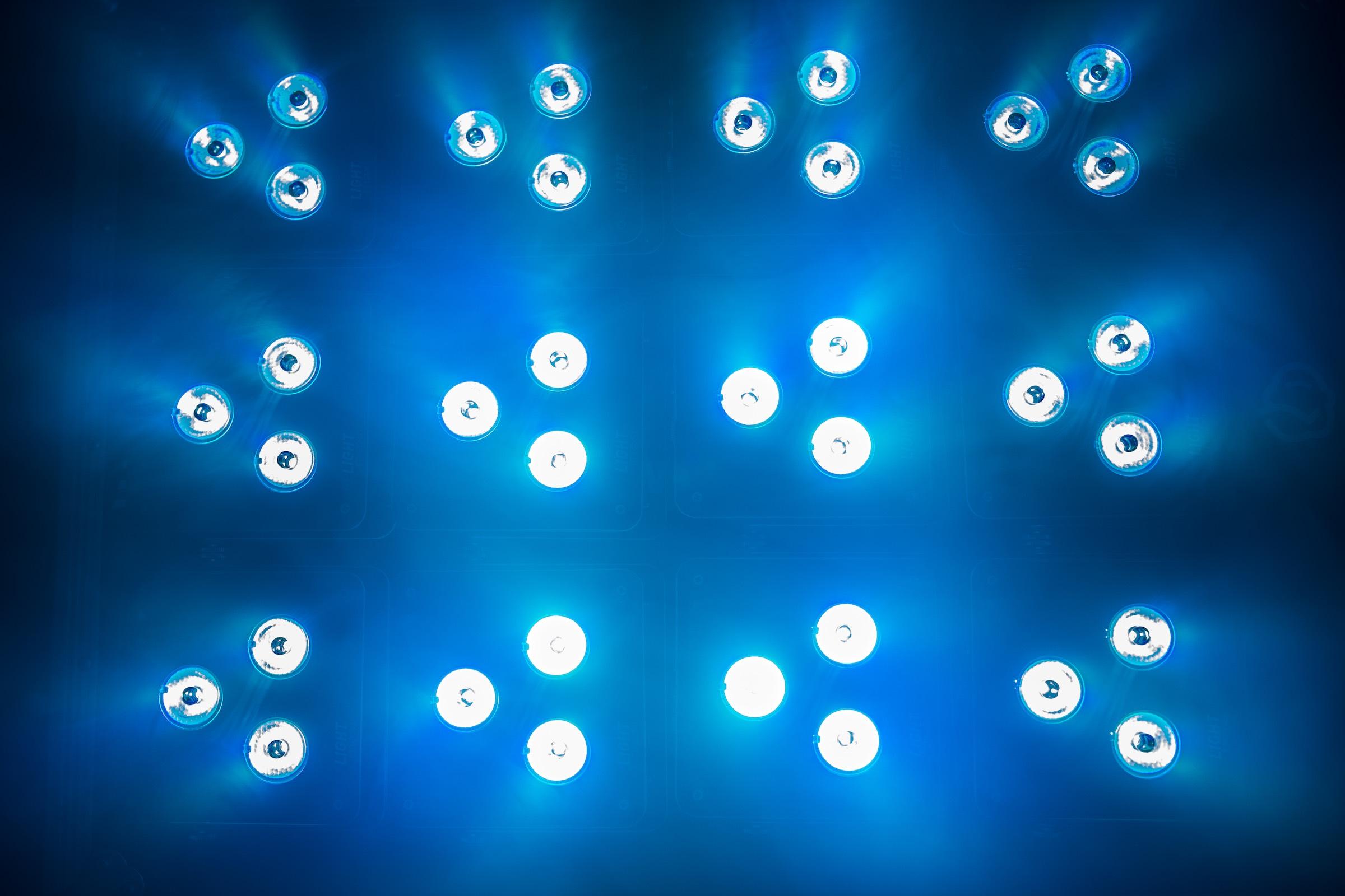 Floorspots | Raumbeleuchtung | Event | Ambientebeleuchtung | Lichttechnik | LED | Akku | Spot | Eventtechnik | Location | Buchen | Mieten | Anfragen