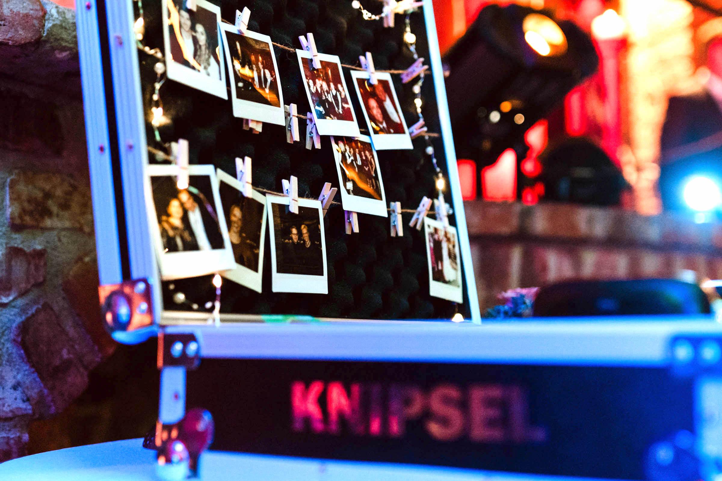 Polaroid | Kamera | Koffer | Bilder | Instax | Mieten | Hochzeit | Wedding | Event | Sofortbild | Knipsel