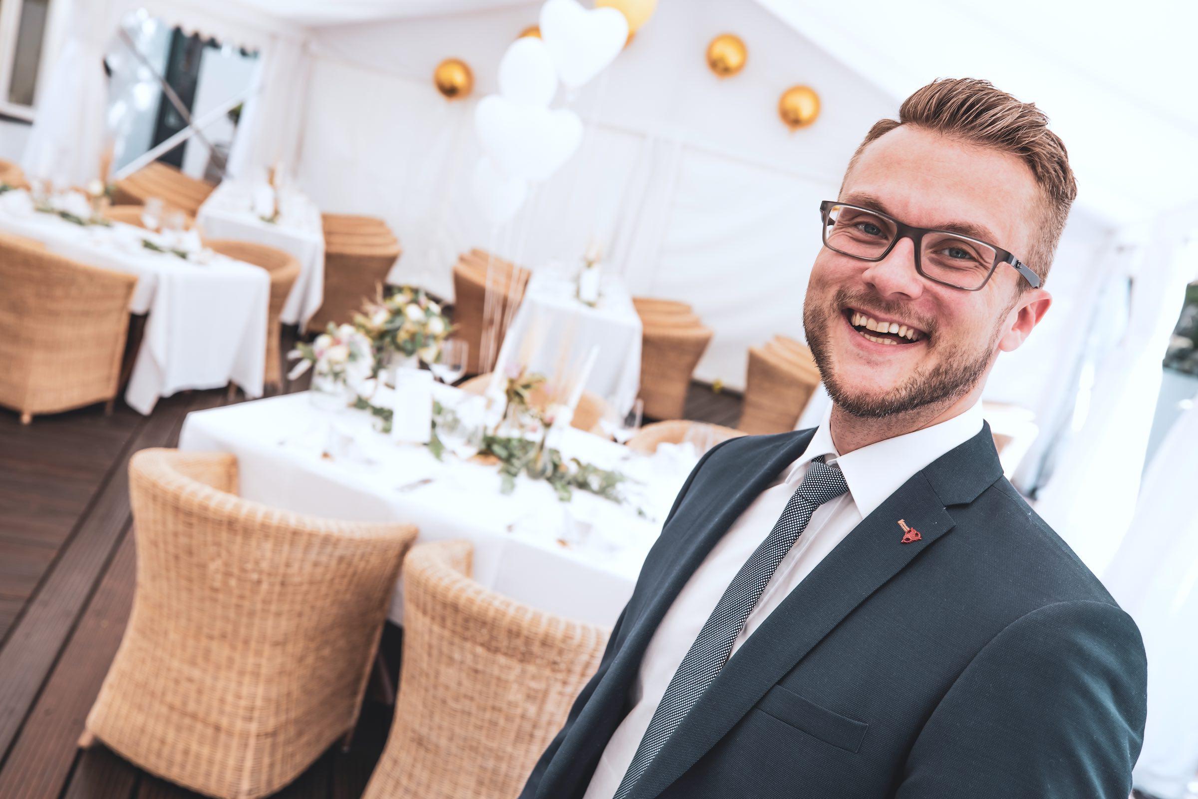 Landhaus   am   See   Hannover   Restaurant   Restaurant   DJ   Hochzeit   Hochzeits   DJ   Daniel   Paar   Mieten   Buchen   Hannover   Lehmann   Eventservice