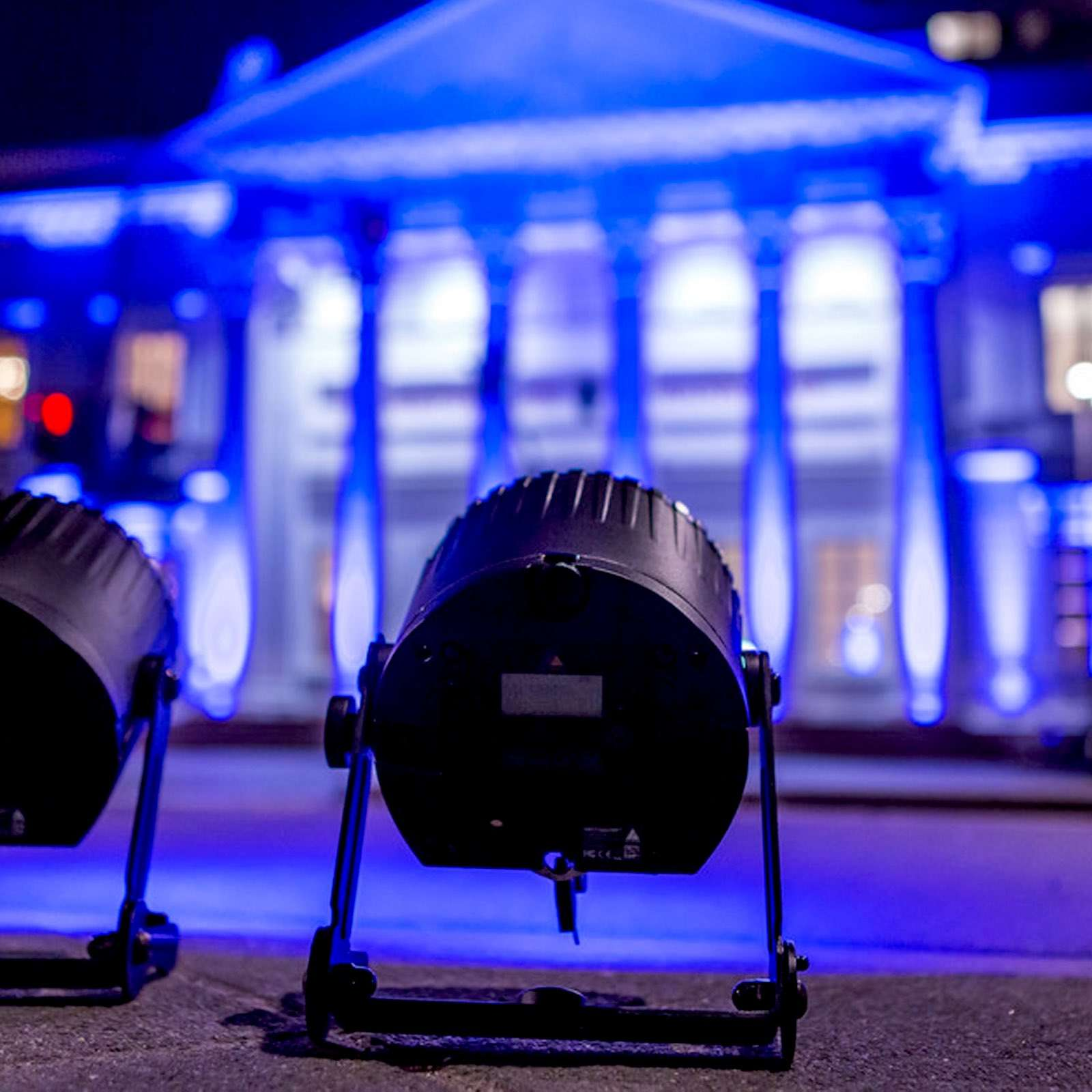 Lichttechnik |Outdoor |Fassaden |Beleuchtung |Scheinwerfer |Lichttechnik |Uplight |Licht |Konzept |Illumination |Veranstaltungstechnik |Firmenkunden |Eventaustattung |Mieten |Buchen