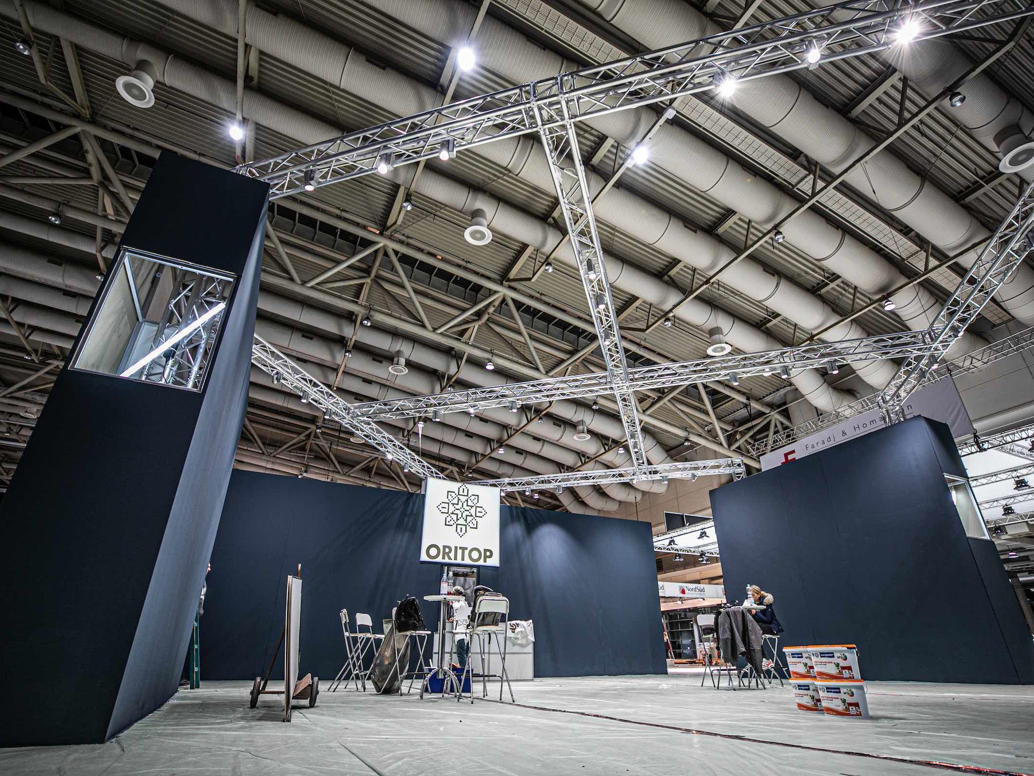 Messebau | Hannover | Traversen | Eventtechnik | Lichttechnik | Tontechnik | Beschallung | Planung | Konzeption | Lieferung | Mieten | Anfragen | Buchen | Lehmann | Eventservice