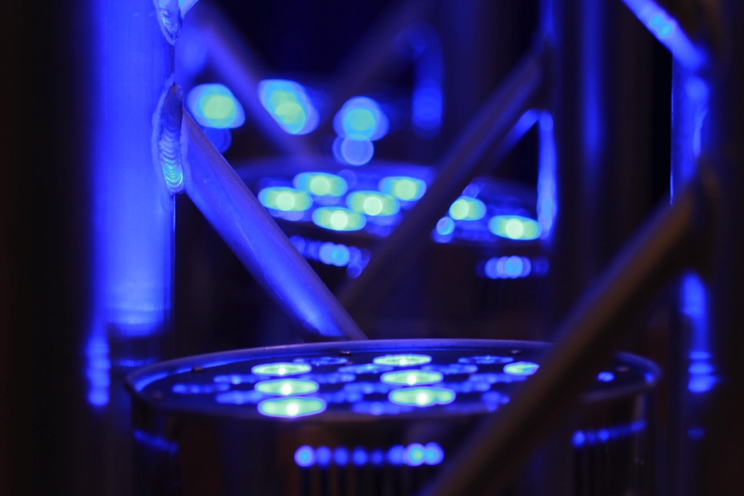 Veranstaltungstechnik | Lichttechnik | Scheinwerfer | LED | Spot | Akku | Spot | Indoor | Outdoor | Mieten | Buchen | Anfragen